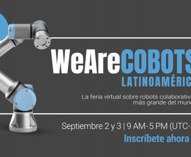 WeAreCOBOTS Latinoamérica