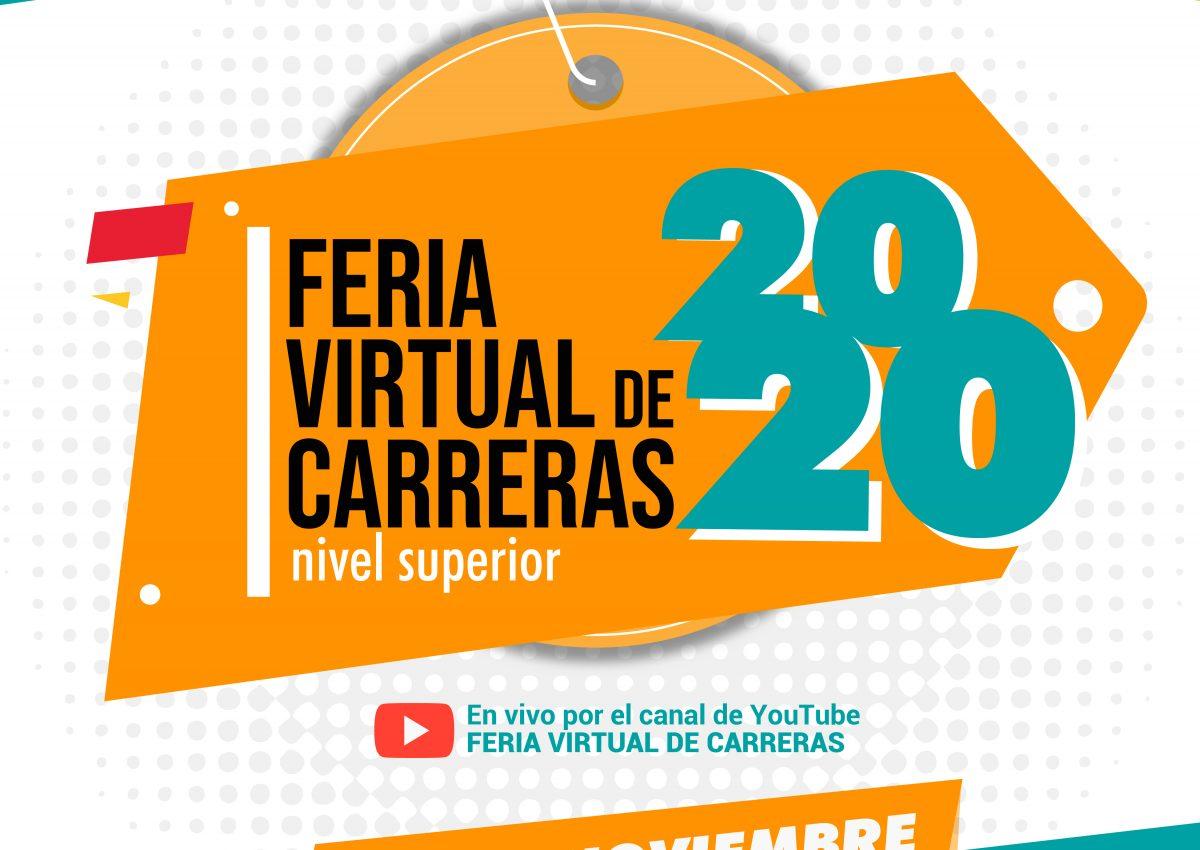 Feria Virtual de Carreras